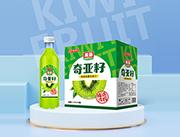果葡奇亚籽猕猴桃复合果汁1.25L*6