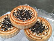 桂洪芝麻月饼
