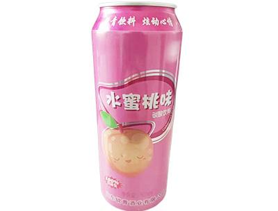 �J青水蜜桃味碳酸�料