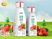 乳果本色草莓+燕��318ml