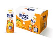 明好芒果果粒果汁饮料480ml