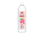 �K打水蜜桃味500ml