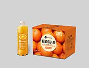 橙蒙你�P照益生菌�r橙味1.1L