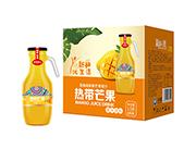 热带芒果果味饮料1.5L*6