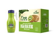 猕猴桃果味饮料1.5L*6