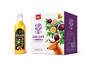 奇亚籽+百香果复合果汁饮料1.25L*6
