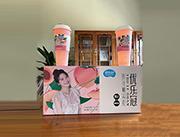 优乐冠水蜜桃果汁饮料610ml