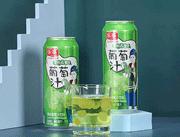 ��卡��果粒&果汁葡萄汁485ml