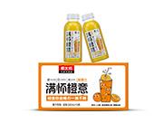 椰太奶�M杯橙意340ml*15