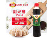 益彰甜米醋500ml