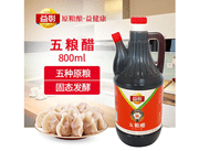 益彰五�Z醋800ml