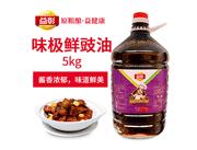 益彰味�O�r豉油5kg