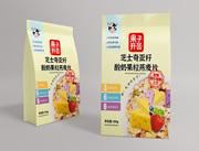 果子�_�C芝士奇��籽酸奶果粒燕��片300g