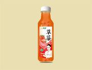 增健果粒果汁�料草莓450ml