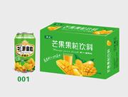 衡大芒果果粒310ml