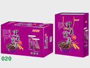 泉粥道黑米紫薯粥