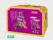 泉粥道黑米紫薯粥030