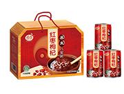 红枣枸杞养生八宝粥