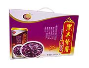 黑米紫薯八宝粥320*12