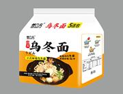 梦立方日式咖喱乌冬面116g×5