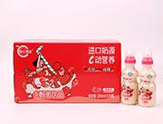 优C优E乳酸菌饮品草莓味200ml*24