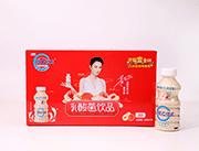 优C优E乳酸菌饮品白桃味340ml*12