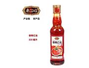 朱�l峰香辣�t油320ml