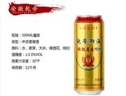 乾帝御酒枸杞�B生啤酒500ml