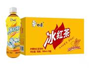 柠檬味红茶饮料箱装500ml*15