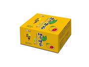 柚子绿茶饮料箱装500ml*15