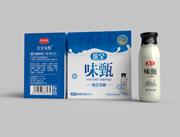 ��全味甄原味酸奶�品1L*6