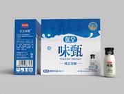 ��全味甄原味酸奶�品300g*8