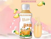 �J青益生菌芒果味340ml