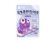 知元森禾益生菌酸奶溶豆�{莓味20g(5g*4)