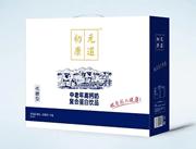 初元康道中老年高�}奶蛋白�品250ml×12