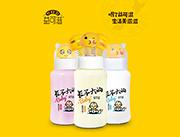 益可滋奶嘴瓶�u�^玩具�l酵酸奶260ml