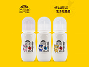 益可滋奶嘴瓶�l酵酸奶�品280ml