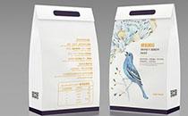 精美纸质彩印手提袋 食品零食包装袋价格