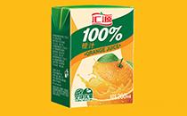 汇源百分百橙汁多少钱?
