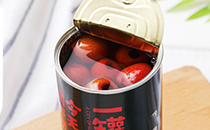 芝麻官山楂罐头价格