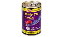 鱼家香沙丁鱼罐头价格