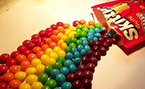 彩虹糖迷你豆机装价格