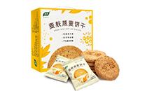 中粮悦活麦麸燕麦饼干价格