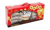"""德芙""""年年得福""""巧克力礼盒多少钱?"""