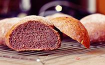 状圆紫薯面包多少钱