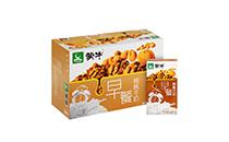 蒙牛核桃味早餐奶�r格,蒙牛核桃味早餐奶多少�X一盒