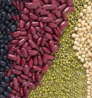 豆子营养高,多吃多健康!