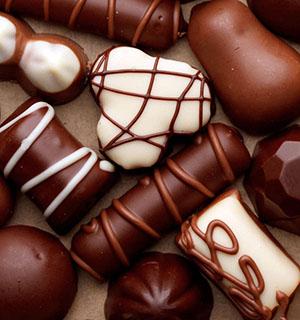 美味的巧克力真的可以多吃吗?吃巧克力有哪