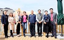 国家生猪产业技术体系首席科学家陈瑶生教授莅临青莲!
