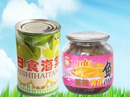 丹东日食食品有限公司企业LOGO
